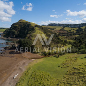 Marsden Cross - Aerial Vision Stock Imagery
