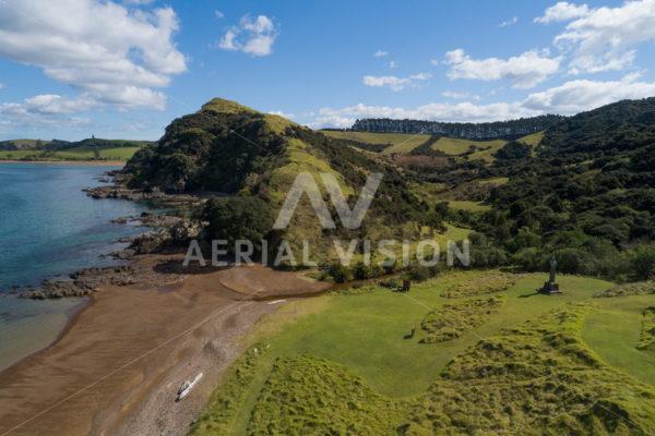 Marsden Cross - Aerial Vision Stock Imagery