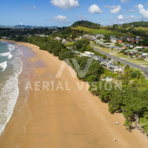 Coopers Beach - Aerial Vision Stock Imagery