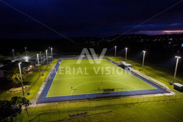 Kaikohe Hockey Turf - Aerial Vision Stock Imagery