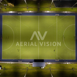 Kaikohe Hockey Turf - Aerial Vision Stock Imagery