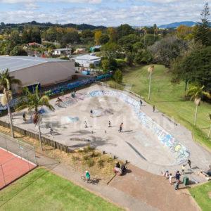 Kaitaia Jaycee Park - Aerial Vision Stock Imagery