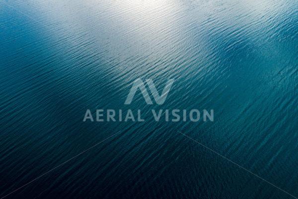 Lake Wanaka Water Texture Top-down #2 - Aerial Vision Stock Imagery