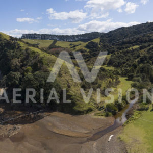 Marsden Cross Panorama - Aerial Vision Stock Imagery