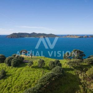 Matauri Bay - Aerial Vision Stock Imagery