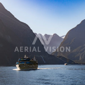 Milford Sound - Aerial Vision Stock Imagery