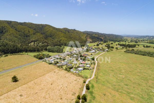 Moerewa - Aerial Vision Stock Imagery