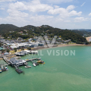 Paihia - Aerial Vision Stock Imagery
