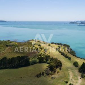 Paihia - Aerial Vision Stock Imagery