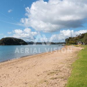 Paihia Beach - Aerial Vision Stock Imagery