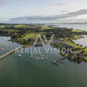 Paihia Half Marathon - Aerial Vision Stock Imagery