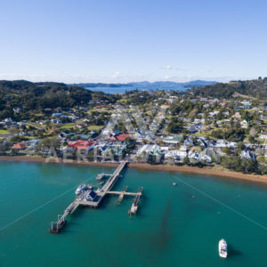 Russell Wharf - Aerial Vision Stock Imagery