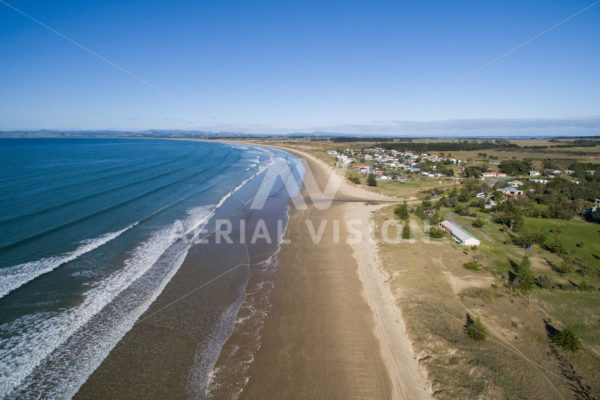 Tokerau Beach - Aerial Vision Stock Imagery