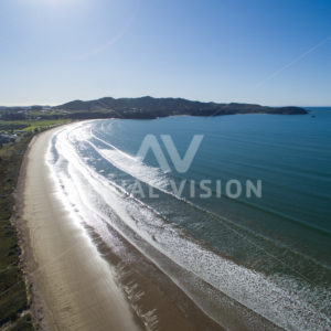 Tokerau Beach - Aerial Vision Stock Imagery