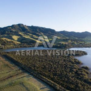 Totara North - Aerial Vision Stock Imagery