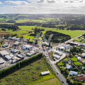 Waipapa - Aerial Vision Stock Imagery